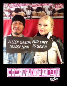 Anti-Bont selfie_Almere_01