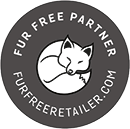 Fur Free Retailer stamp